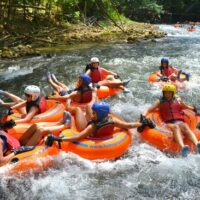 Take a trip to the north coast where you will find Jamaica's Historic River the Rio Bueno,after a short safety briefing and training exercise you will take a hike through the rainforest across the swaying jungle bridge to where you will start your KayakingAdventure.