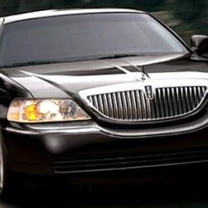 Luxury Town Car Hourly Service