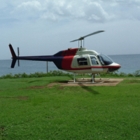 Arrived at the Boscobel Hotel in Ocho Rios in little time when you book your Helicopter transfer from the Montego Bay Airport with Jamaica Quest Tours.We will make all the necessary arrangement for you to be flown directly from the Montego Bay Airport to the Ian Fleming International Airport/Aerodrome in comfort while you enjoy the beautiful aerial views of the North Coast on the way.