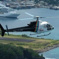 Jamaica Quest Tours offers a wide variety of Helicopter services from the Norman Manley International Airport(KIN) to take you directly to your Resort in Ocho Rios.Our Helicopters are equipped to take up to 4 passengers per flight.