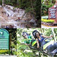 Take a breathtaking journey to the North Coast to the world renowned Dunn's River Falls and  the famous Bobsled adventure ride in tourist town of Ocho Rios,St Ann.Climb the cascading waterfalls and enjoy exhilarating massage from the flowing water or take a swim.