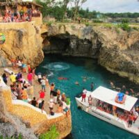 Ready for some fun and excitement,journey to Negril's Margaritaville Jimmy's Buffets where the party begins.Get an awesome view of the beautiful seven miles beach along the way.