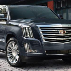 Hourly Service Cadillac Escalade Luxury SUV - Private