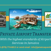You will be travelling directly from Kingston to your resort or villa in Montego Bay non-stop unless you request otherwise.We are available 24 hours to assist with all your needs.