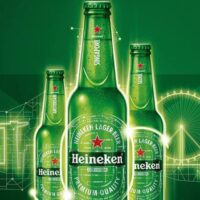 You can enjoy a icy cold Heineken Lager Beer on your way to your resort. When ordering please indicate how many you require